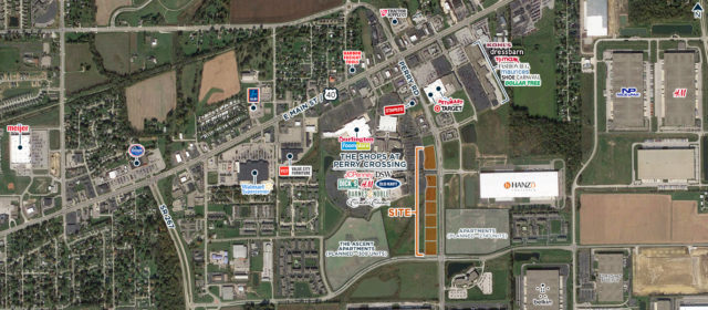 Outlots – Shops at Perry Crossing, Plainfield, IN
