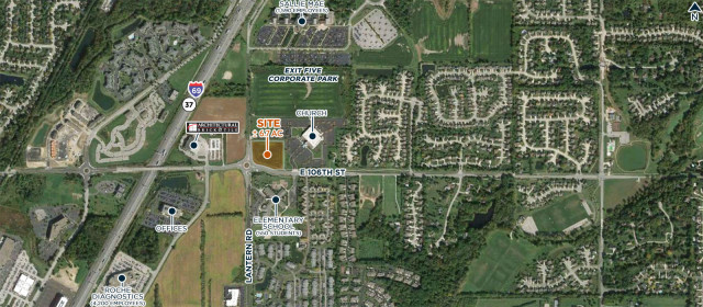 +/-6.7ac, 106th & Lantern, Fishers, IN