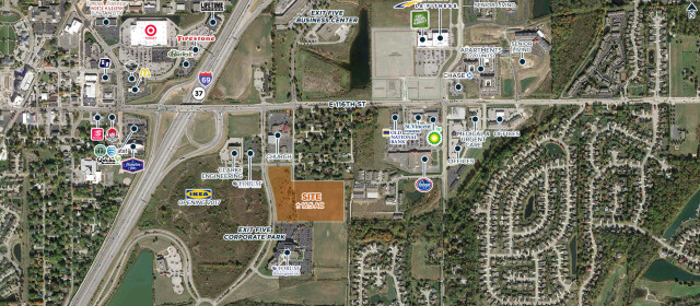 +/-16.5 ac, Exit Five Corporate Park, Fishers, IN