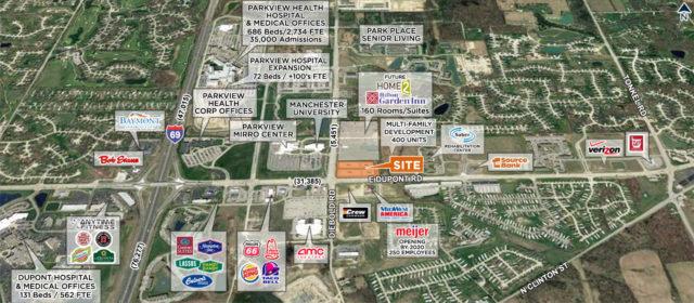 NEC Dupont & Diebold, Fort Wayne, IN